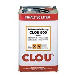 CLOU 500 Βερνίκι Μπάλας - CLOU 300 υπόστρωμα μπάλας