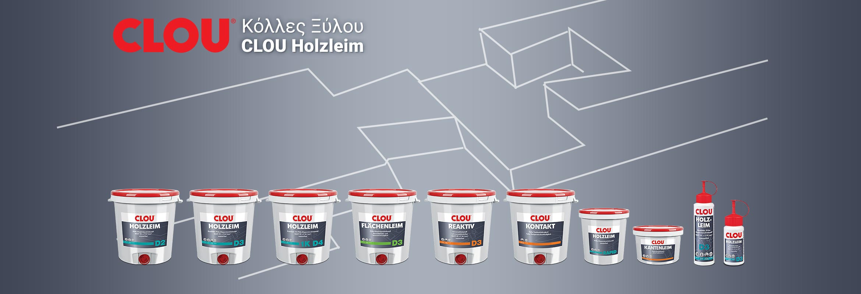 CLOU Holzleim D3 Κόλλα Ξύλου