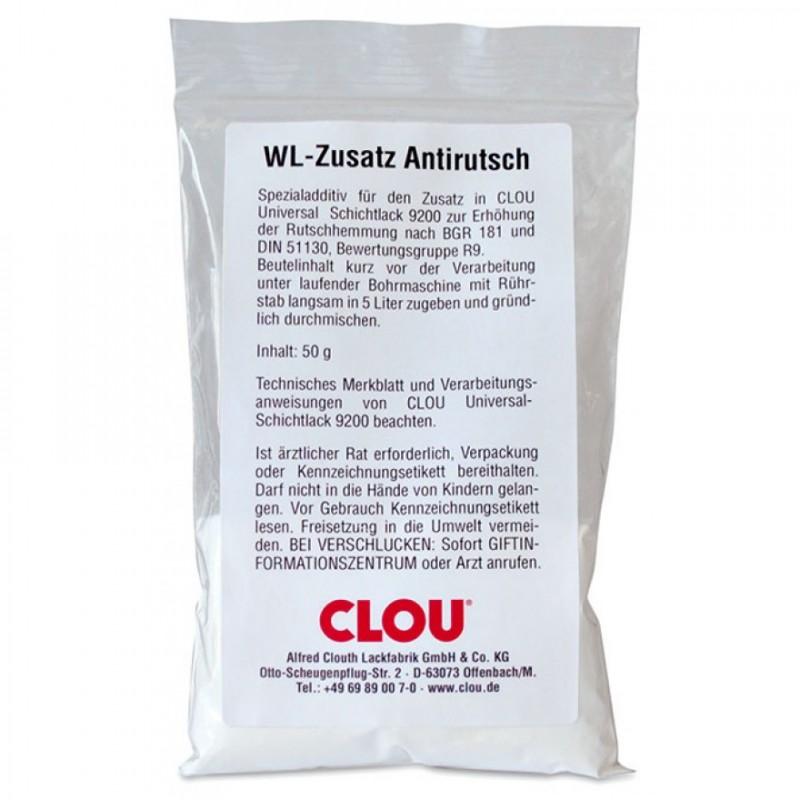 CLOU WL Zusatz Antirutsch 50ml  - Πρόσθετο Αντιολισθητικό  για  9200