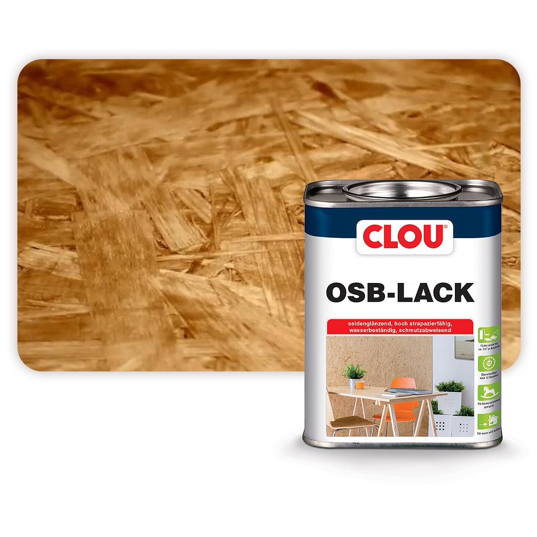Osb Lack osb lack για την διαφανή στεγανοποίηση της osb ξυλόπλακας