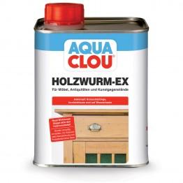 CLOU AQUA Ηolzwurm - ex (Μ - ΕΧ) φάρμακο για σκουλήκι άχρωμο βάσης νερού