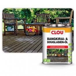 CLOU BANGKIRAI & DOUGLASIEN-ÖL Λάδι για Ξύλινες Επενδύσεις