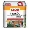 CLOU TEAKÖL Λάδι Συντήρησης και Φρεσκαρίσματος Σκληρών Ξύλων (Περιέχει Κερί)